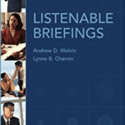 Listenable Briefings book cover