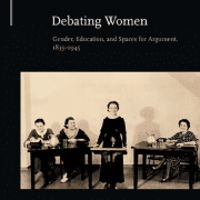 Debating Women book cover