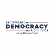 Recovering Democracy Archives